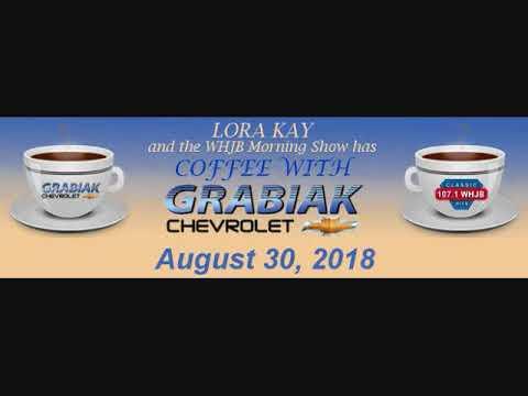 Coffee with Grabiak (8-30-18)