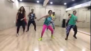 Zumba Live Class With Vijaya Tupurani