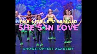 The Little Mermaid - She's In Love