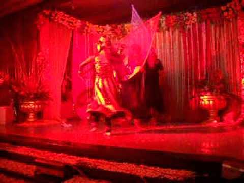 Miss Jenny Performing on Pakiza Theme