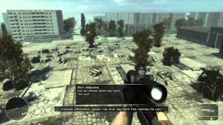 Let's Play Chernobyl Terrorist Attack Part 04 - Bullseye!