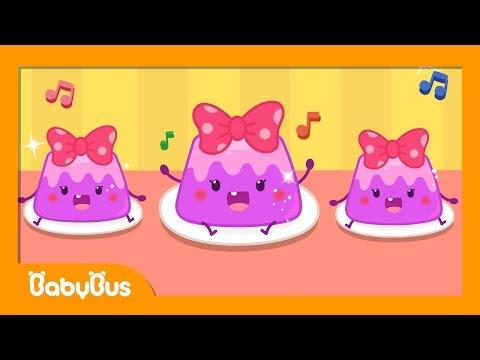 Jelly On A Plate  | Nursery Rhymes | Kids Songs | BabyBus