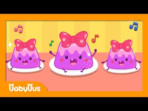 Jelly On A Plate  | Nursery Rhymes | Kids Songs | BabyBus