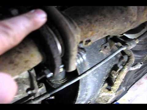 2003 Honda Crv Exhaust System Diagram Orbital For Arsenic Civic Front Resonator Gasket Install - Youtube