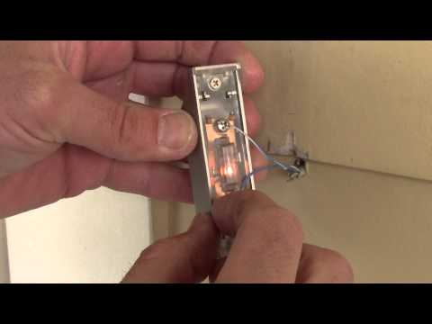 doorbell button how to replace and install