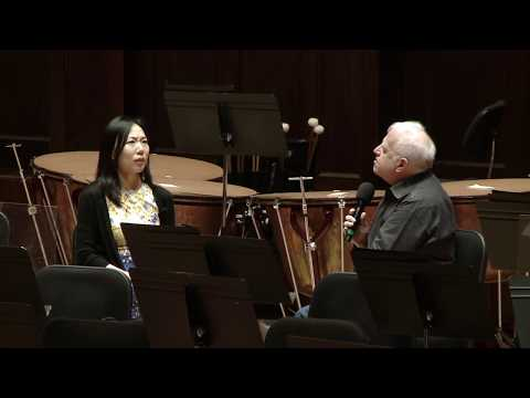 Leonard Slatkin Interviews Yoonshin Song (Clip)