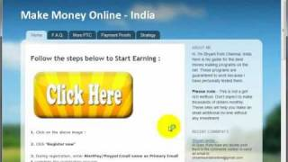 how to get part time jobs in india no investments