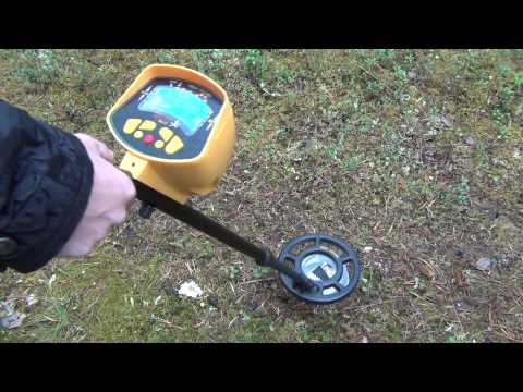 Тест металлоискателя MD-3010II