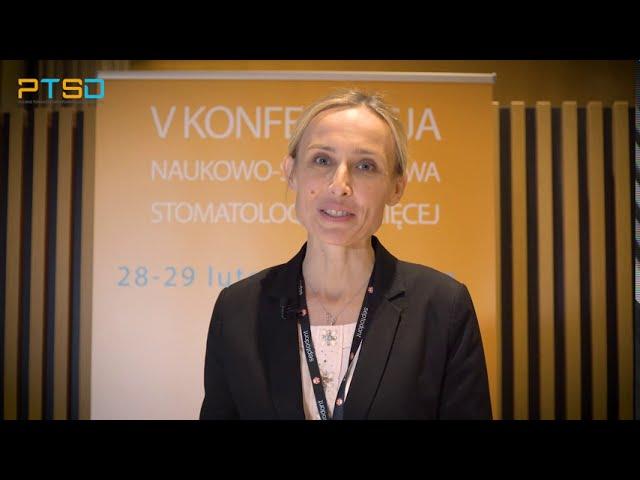 PEDODONCJA: Dr Justyna Opydo-Szymaczek - PTSD 2020