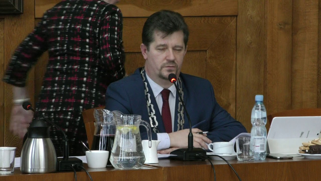 XXXVIII sesja Rady Miasta Malborka CZ.II – 14.12.2017