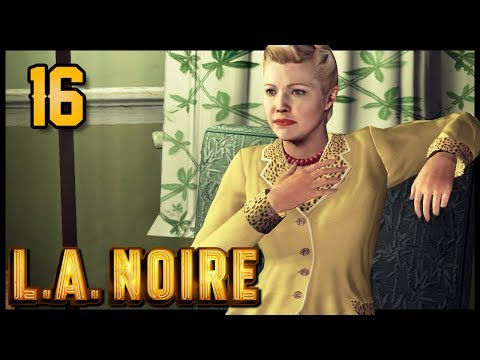 Let's Play L.A. Noire Part 16 - The Set Up [Complete Edition PC Gameplay]