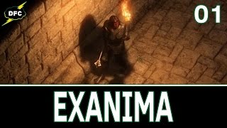 "[Early Access] Exanima Gameplay #1 - ""Walk Before You Kill"""