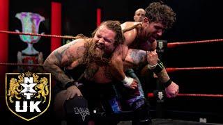 Wolfgang battles Noam Dar to challenge Tyler Bate: NXT UK highlights, Oct. 7, 2021