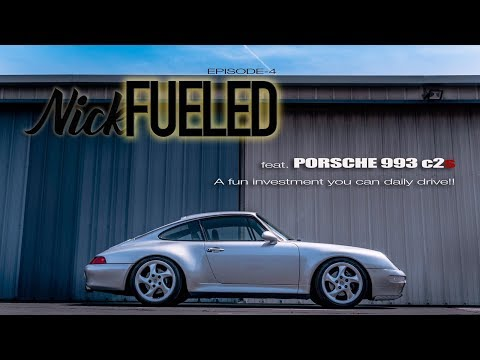 THIS IS WHY THE PORSCHE 993 CARRERA S IS THE BEST WAY TO SPEND 100 GRAND