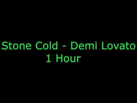 Stone Cold - Demi Lovato 1 Hour