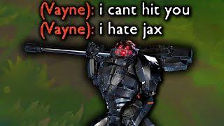 I HATE JAX