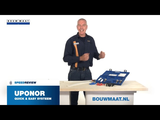 Uponor Quick and Easy Speedreview
