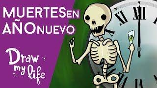 El día con MÁS MUERTES del año - Draw My Life en Español