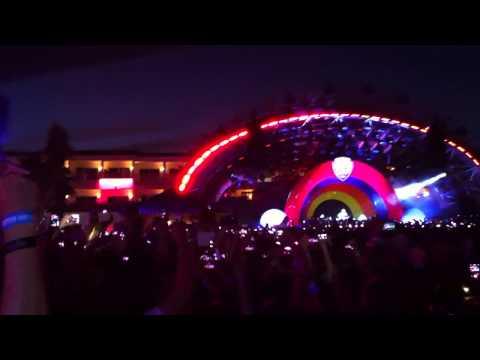 David Guetta - Shot me down (IBIZA, Ushuaia 07.07.2014)