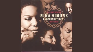 Nina simone i get along without you very well