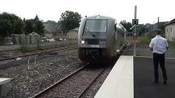 Réouverture de la ligne Oloron-Bedous