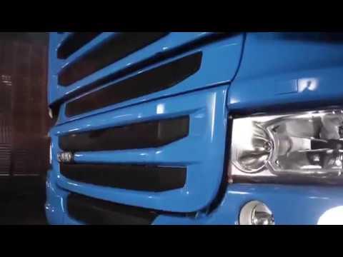 Scania 113 comemorativa 60 anos de Brasil - Club Scania