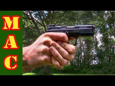 My Carry Gun - CZ P01 Compact 9mm
