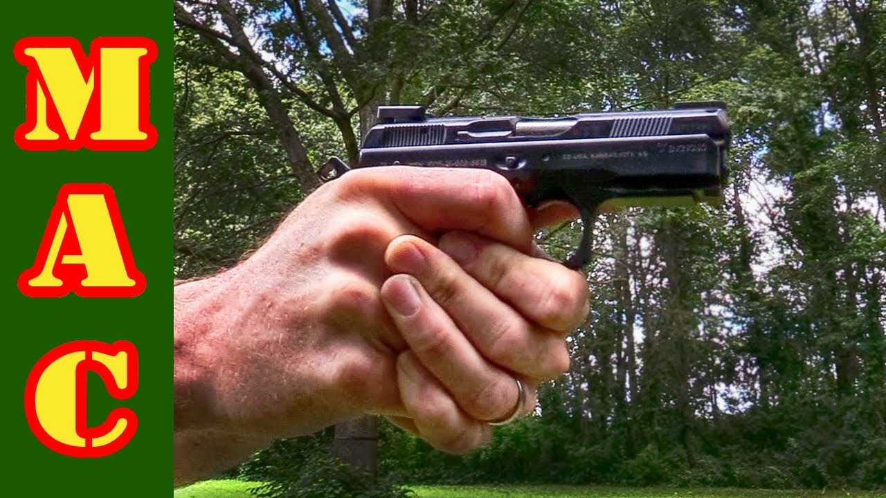 My Carry Gun – CZ P01 Compact 9mm