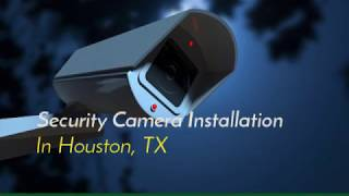 We Sell Security Camera Systems in Houston TX