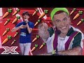 🥕CRAZY 'CAROTE' Audition Goes VIRAL 🥕  | X Factor Global