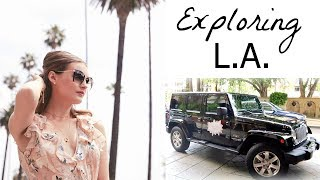 DISCOVERING THE BEST OF LA | Niomi Smart