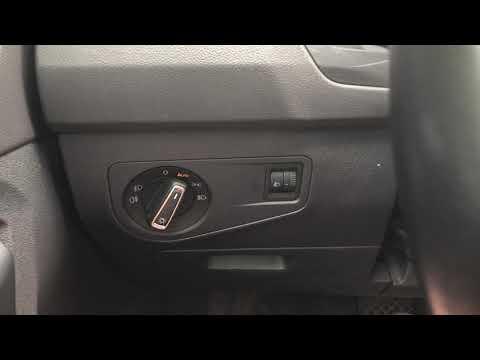 Les différents feux sur Volkswagen