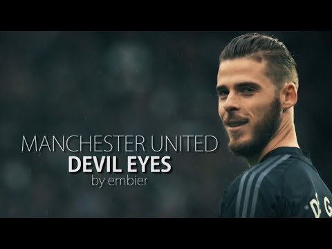 Manchester United - Devil Eyes 2017/2018 by embier