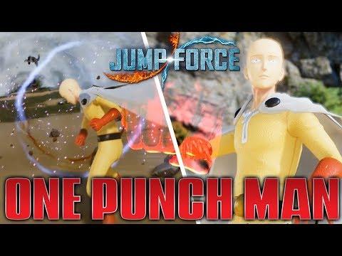 Jump Force - Saitama Update & Rem