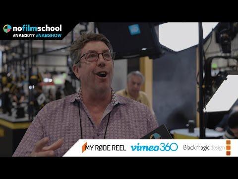 Blockbuster Cinematographer Shane Hurlbut Give us His Exclusive Take on NAB