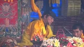 một phần lễ-nhạc-pháp khí-trì tụng trong pháp hội chùa Giác Lâm 1