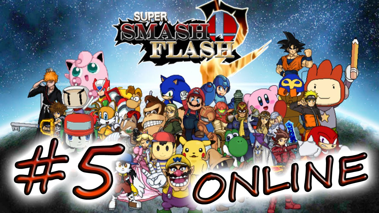 Super Smash Flash Online 2
