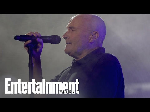 Phil Collins Announces Comeback Tour in 2017 | News Flash | Entertainment Weekly