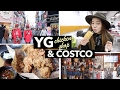 YG Chicken Restaurant in Myeongdong + Bulgogi Bakes in Costco