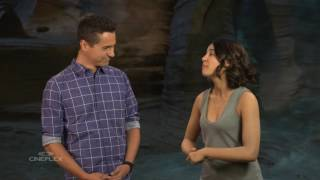 On-set Interview: Naomi Scott Talks Power Rangers