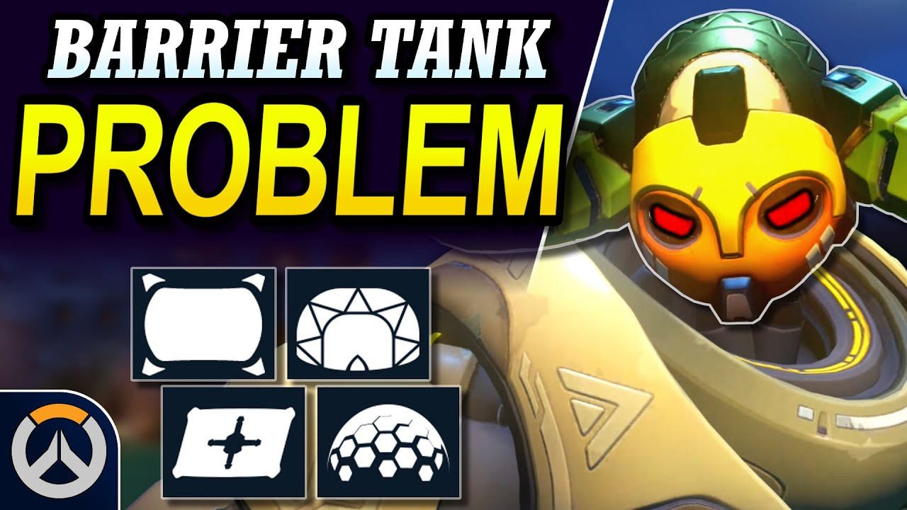 Download Overwatch - The SOLUTION to Barrier Tanks