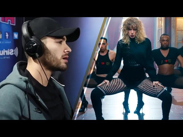 Zayn Malik REACTS to Taylor Swift's Controversial Comeback