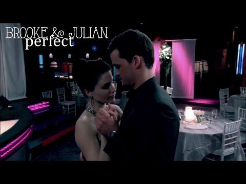 brooke & julian  dancing in the dark perfect