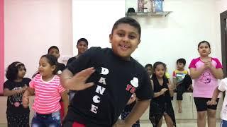 Milegi milegi - STREE | Mika singh | Choreography (beginners) kids Dance batch