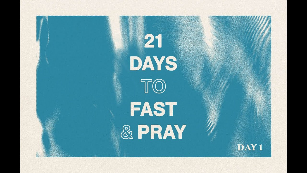 Jentezen Franklin Calls for 21 Days of Fasting and Prayer and 'Turning Back to God Like Never Before'