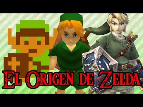 El Origen de Zelda - L&V - Feat. El Templo del Tiempo