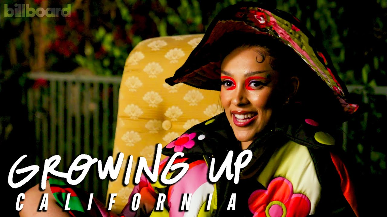 Download Doja Cat Talks Going From Drop Out to Viral Sensation on Growing Up: California