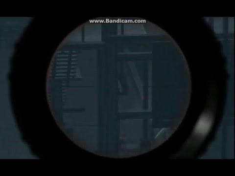Head Shott!!Zombie Sniper