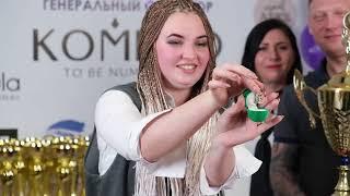 14 й Чемпионат Мира по Ногтям 2020