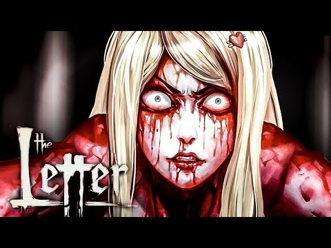 PLEASE DON'T TAKE MY EYES | The Letter - Horror Visual Novel FULL Gameplay - Part 6